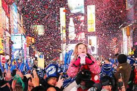 times square packages for new years in times square