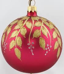 weihnachtskugeln christbaumkugeln aus glas kaufen