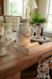center table decoration ideas in living room glass top accent