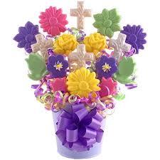 lollipop bouquet religious easter gifts lollipop flowers