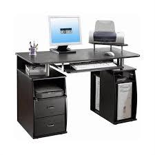 Espresso Office Desk Techni Mobili Atua Wood Computer Desk In Espresso Rta 8211 Es18