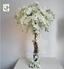 chr124 wedding stage decoration size silk orchids artificial