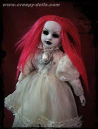 Scary Baby Doll Halloween Costume 159 Spooky Dolls Images Halloween Stuff Scary