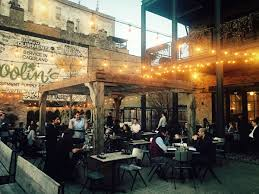 Restaurant String Lights by The Best Patios In Chicago Lake Shore Lady