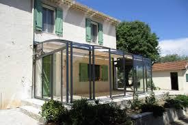 Veranda Pour Terrasse Abri De Terrasse Topaz à Pans Droits La Solar Véranda Topas