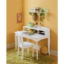 Girls White Desk With Hutch by Desks 115750 Child Desk And Chair Set Chalkboard Top Toddler Play