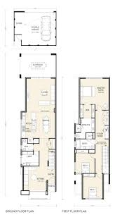 luxury home plans for narrow lots uncategorized low cost housing floor plan for fascinating