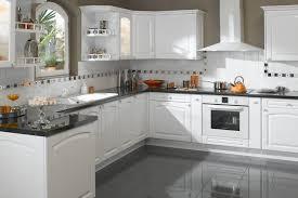 modeles de cuisines modele de cuisine blanche ameublement moderne cbel cuisines avec