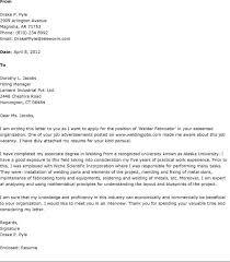 resume cover sheet exles exle of cover letter for resume welder cover letter