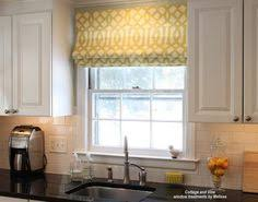 window treatments kitchen cheap and easy window shade all you need is a roller shade from