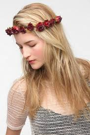 floral hair accessories 9 stylish floral hair accessories for this summer styleoholic