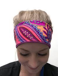 wide headbands running gear running headband christmas gift runner fitness