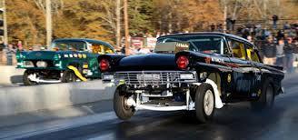 1957 corvette gasser gasser car