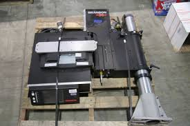 1 used branson 2000x ultrasonic welder with control box 17079