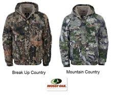Mossy Oak Duck Blind Camo Clothing Mossy Oak Men U0027s Regular Size Hunting Coats U0026 Jackets Ebay