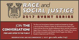 Cofc Map The Race And Social Justice Initiative Presents Ta Nehisi Coates