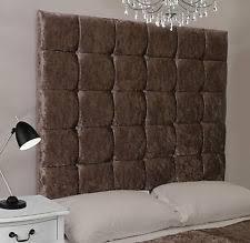 Bed Headrest Super King Bed Headboard Ebay