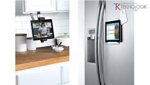 tablette pour cuisine support cuisine tablette travelly me