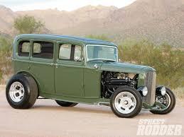 1932 ford sedan rod network