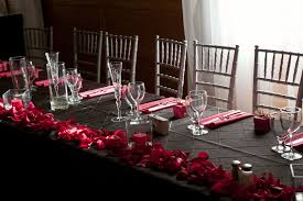 Wedding Head Table Decorations by Head Table Seating Ideastruly Engaging Wedding Blog