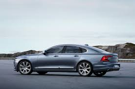 brand new volvo 2017 volvo s90 luxury sedan fully revealed with xc90 inspired design