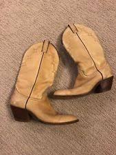 womens vintage cowboy boots size 9 s vintage boots 8 us shoe size s ebay