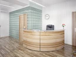 Industrial Reception Desk Bespoke Reception Desks Cabinet Maker Dublin