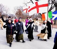 Nauvoo exodus reenactment february 4 1846 harleen gross 39 blog