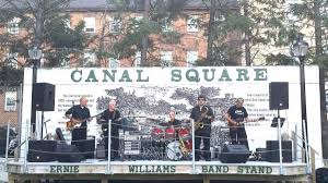 rock the block summer concert series continues in downtown cohoes