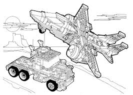 lego truck and plane coloring page for girls printable free lego