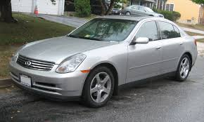 2004 infini g35 was the result of a skunksworks program to built