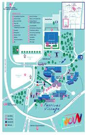 Uta Map Wow Festival Map Theater Pinterest Infographics