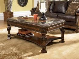 Ashley Furniture Glass Coffee Table Ashley Furniture Coffee Table Set Coffee Tables Thippo