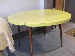 circular drop leaf table vintage retro 1960 u0027s 1970 u0027s round circular drop leaf melamine