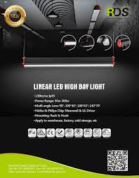 high temperature led light fixture china high end industrial led lighting high bay fixture for high