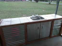 outdoor kitchen sinks ideas inset sink home depot outdoor garden sink ideas outside with hose