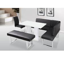 ensemble de table de cuisine banc de cuisine avec dossier 10 01 81 31 11 20 bench lucas lzzy co
