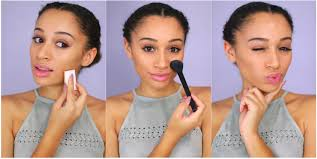 3 steps to applying flawless foundation
