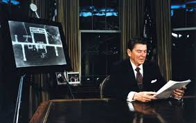 Star Wars Office March 23 1983 Reagan Proposes The U0027star Wars U0027 Initiative The