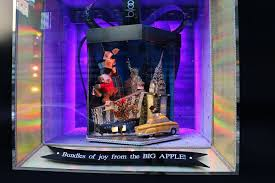 visit the window displays in new york city