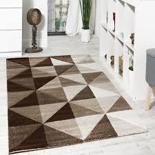 Wohnzimmer Grau Creme Wohnzimmer Teppich Piramid Design Modern Braun Beige Ausverkauf