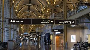 Dca Airport Map Ronald Reagan Washington National Airport Dca