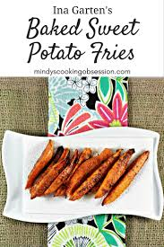 Ina Garten Roasted Vegetables by Ina Garten U0027s Baked Sweet Potato Fries Mindy U0027s Cooking Obsession