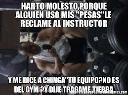 Memes De Gym En Espa Ol - memes de en el gym galeria 2 imagenes graciosas