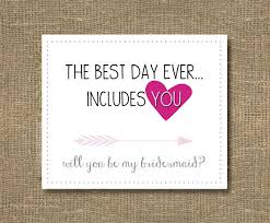will you be my best best day includes you how to ask bridesmaid will you be