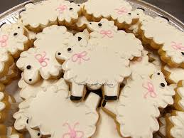lamb baby shower decorations best decoration lambs sheep the