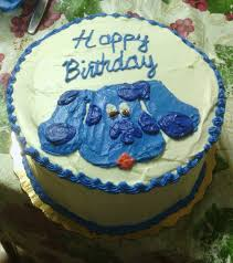 blue u0027s clues birthday party sweet u0026 succulent cakes catering
