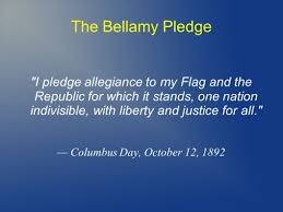 Joseph Stalin Flag Origin Of The Pledge Of Allegiance Ppt Video Online Download
