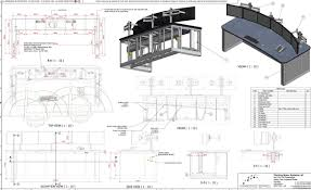 control room design standards next operations control room