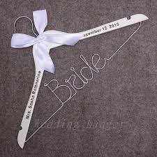 wedding dress hanger hanger wedding dress hanger bridal hanger single line